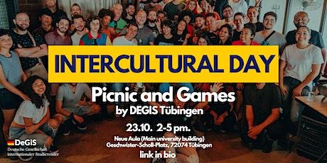Intercultural Day - DEGIS Tübingen Tickets