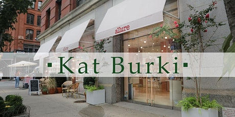 Discover your Best Skin with Kat Burki Skincare tickets