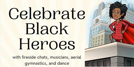 Black Heroes Garden Fundraiser & Social Media Drive tickets