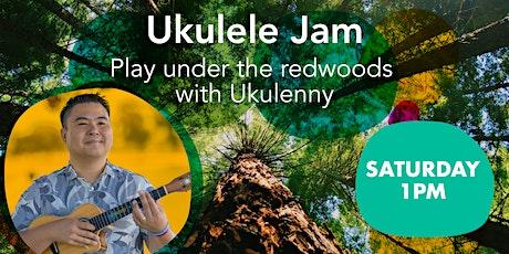 Ukulele Jam with Ukulenny and MixLife tickets
