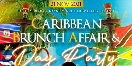 Caribbean Brunch Affair tickets