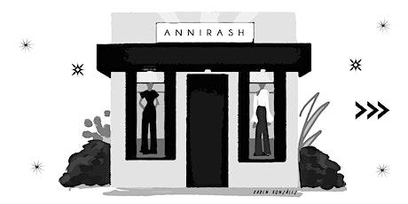 Noches Annirash / edición amor propio como base del poder femenino boletos