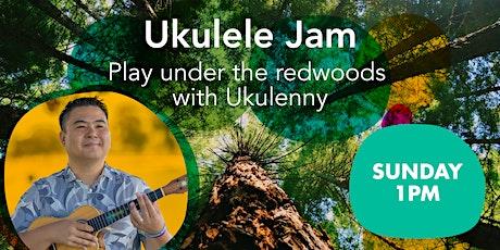Ukulele Autumn Jam with Ukulenny and MixLife tickets