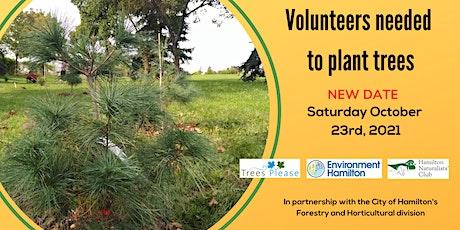 Community Tree Planting - Sat Oct 23rd tickets