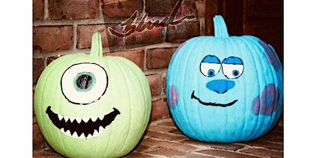Pumpkin Painting!! tickets
