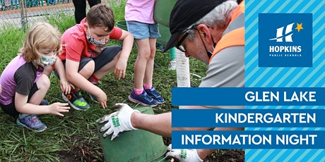 Glen Lake Elementary Virtual Kindergarten Information Night tickets