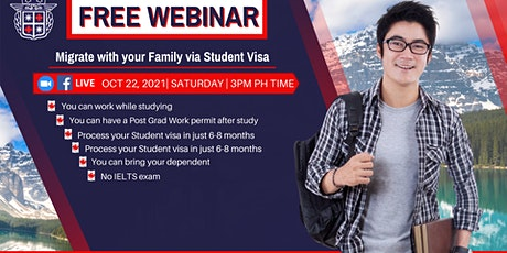 FREE WEBINAR WITH SPRING FIELD COLLEGE tickets