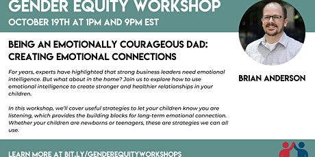 Being an Emotionally Courageous Dad tickets