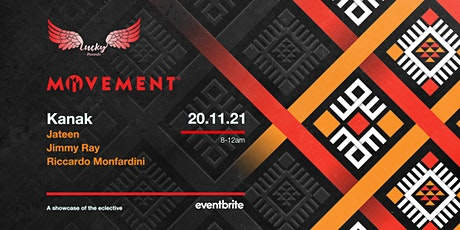 """Boat Party // Lucky Presents """"MOVEMENT"""" tickets"""