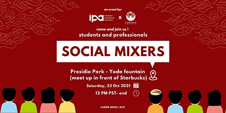 Social Mixers with IPA  and Permias SF & Bay Area tickets