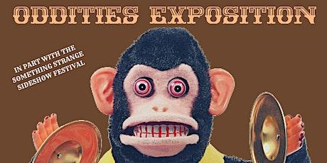 Something Strange Oddities Expo  and market tickets