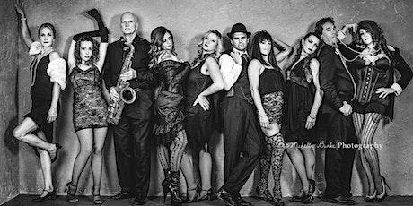 The VaudeVillians - Blues Cabaret - Friday Night tickets