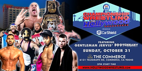 UWN Presents: Championship Wrestling From Hollywood Professional Wrestling tickets