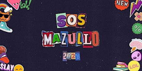 SOS MAZULLO 2021 ingressos