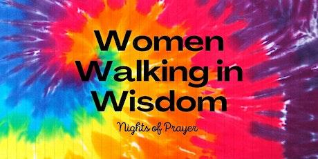 Women Walking in Wisdom Prayer Room tickets