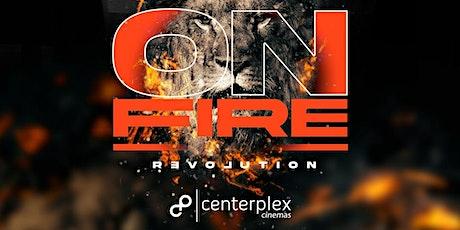 On Fire Revolution ingressos