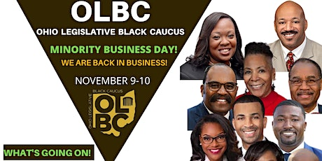 OLBC Minority Business Day at the Statehouse tickets