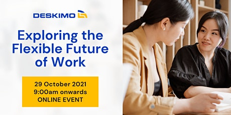 Exploring the Flexible Future of Work: An Exclusive Executive Roundtable tickets