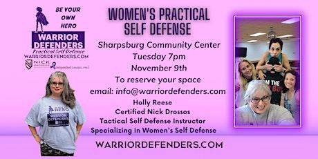 Women's Practical Self Defense tickets
