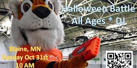 Halloween Blaster Battles tickets