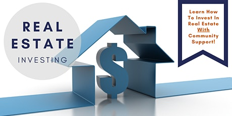 Paterson - Start Your Real Estate Investing Journey Today tickets