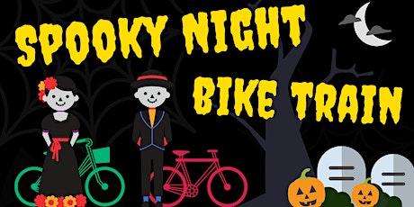 Spooky Greenways Bike Train tickets