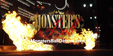 MONSTER'S BALL DETROIT 2021 tickets