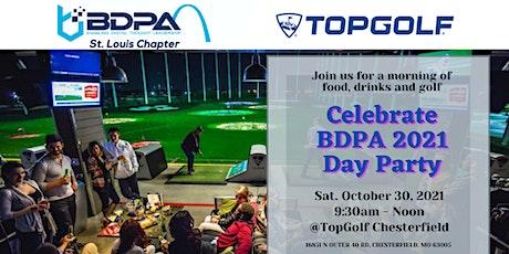 Celebrate BDPA 2021 Day Party @ TopGolf - Chesterfield tickets
