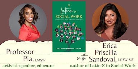 Professor Pia's Author Talk w/Erica Pricilla Sandoval tickets