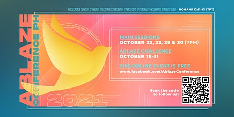 Ablaze Conference 2021 tickets