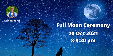 Full Moon Ceremony: Release and Rebirth tickets