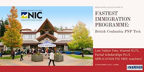 Post-Fair FREE Webinar: North Island College (Vancouver Island, Canada) tickets