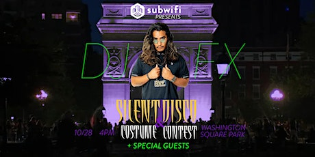 Silent Disco & Costume Contest at WSP - Featuring DJFX & Buddy the Rat tickets