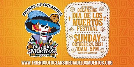 20th Annual Oceanside Dia de los Muertos Festival tickets