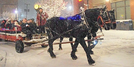 Holiday Horse and Wagon Ride tickets