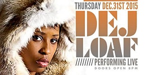 New Years Eve Dej Loaf Performing Live At Amazura
