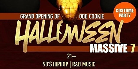 Infusion Nights: Massive 7 Halloween Party tickets