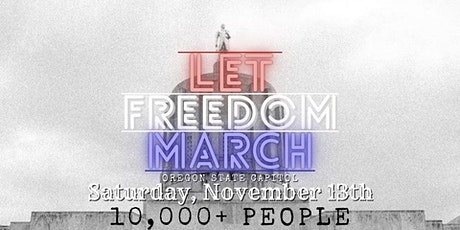 """""""Let Freedom March"""" tickets"""