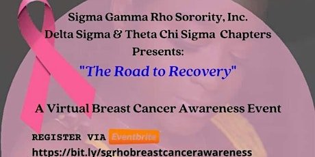 Delta Sigma and Theta Chi Sigma Chapters Presents: Breast Cancer Awareness tickets