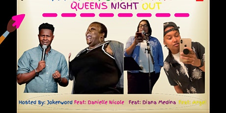 Paint & Poetic Nights: Queens Night Out tickets