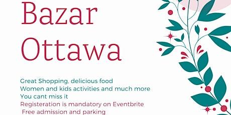 BazarOttawa tickets