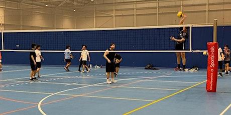 Social Volleyball Training-Intermediate level tickets