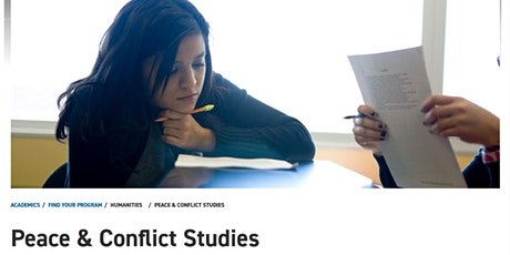 THE FUTURE OF PEACE & CONFLICT STUDIES IN SAN ANTONIO tickets