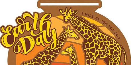 2022 Earth Day 1M 5K 10K 13.1 26.2-Save $2 tickets