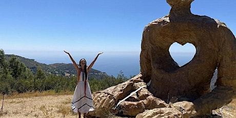 Sunday Self Care Sound Bath Overlooking the Ocean in Malibu tickets