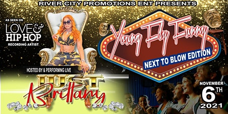 Young Fly Funny hosted by Just Brittany tickets