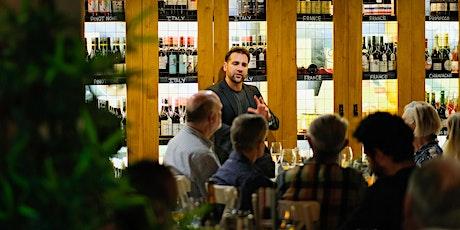 An Evening of Austrian and Australian Wines tickets