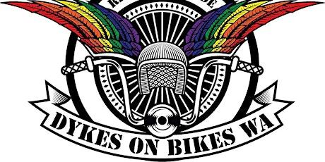 2021 30th Annual Perth Pride Parade tickets