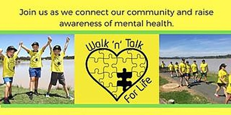 Walk n Talk For Life Blue Mountains  - Are  your friends really OK? tickets