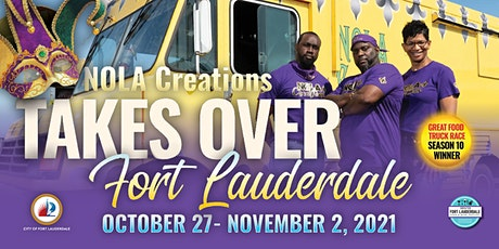 NOLA Creations Takes Over Fort Lauderdale tickets